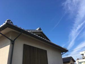 富山県氷見市屋根葺き替え工事2