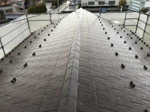 富山県射水市新築瓦工事