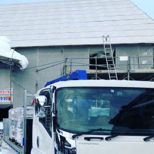 富山県射水市S寺屋根改修工事2