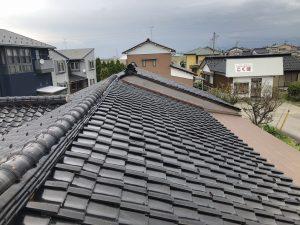 富山市 T様邸 屋根葺き替え工事