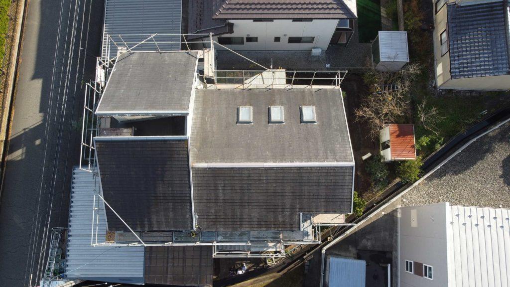 富山市K様邸屋根改修工事